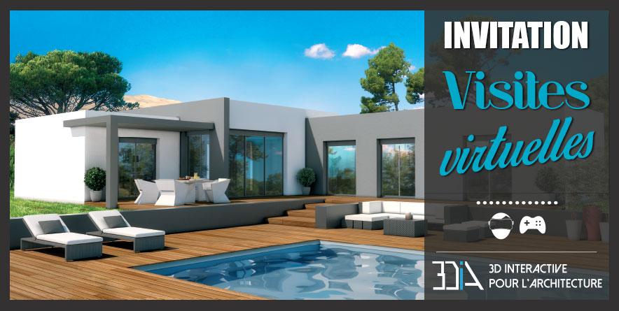 Visitez Virtuellement Votre Future Maison Salon Idées