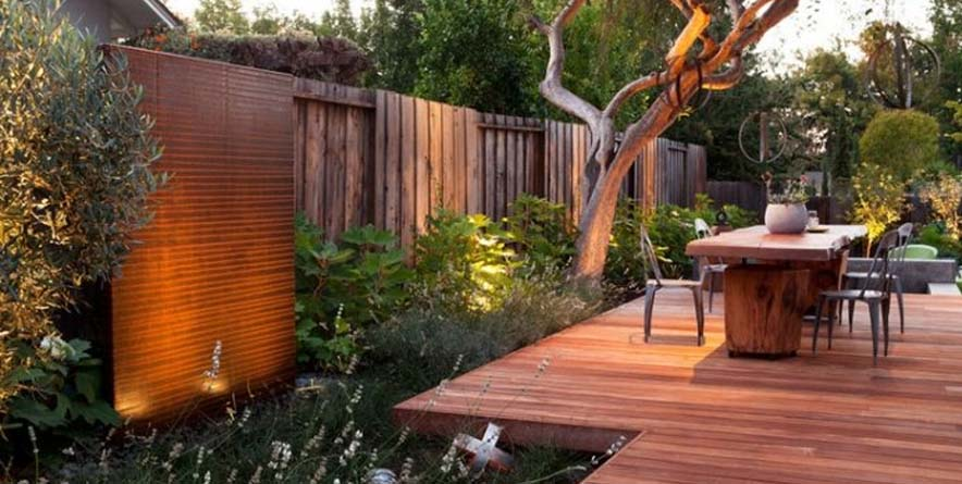 outdoor quel rev tement pour le sol de ma terrasse focus et inspiration par demeures d. Black Bedroom Furniture Sets. Home Design Ideas