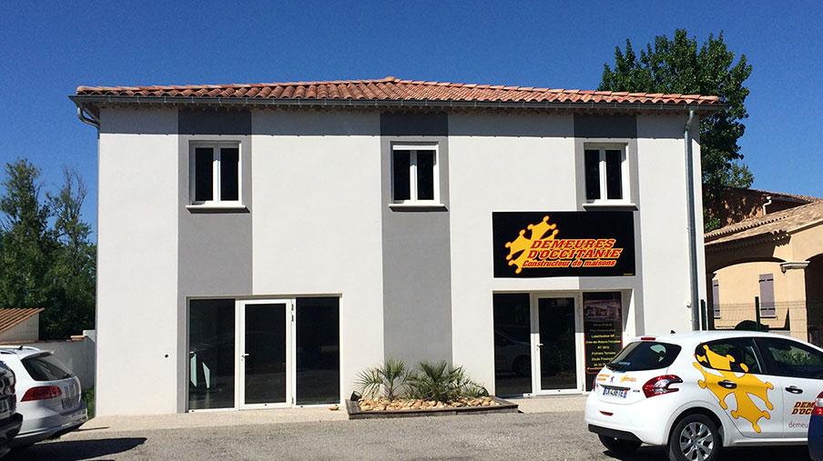 Constructeur de maison avignon vaucluse demeures d for Constructeur maison individuelle vaucluse