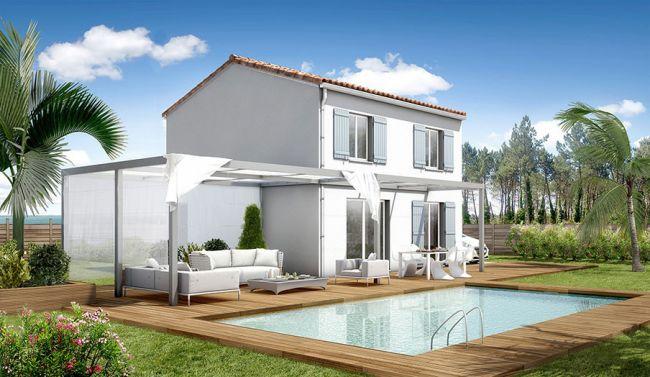 Constructeur maison montpellier 34000 demeures d 39 occitanie - Constructeur maison individuelle montpellier ...