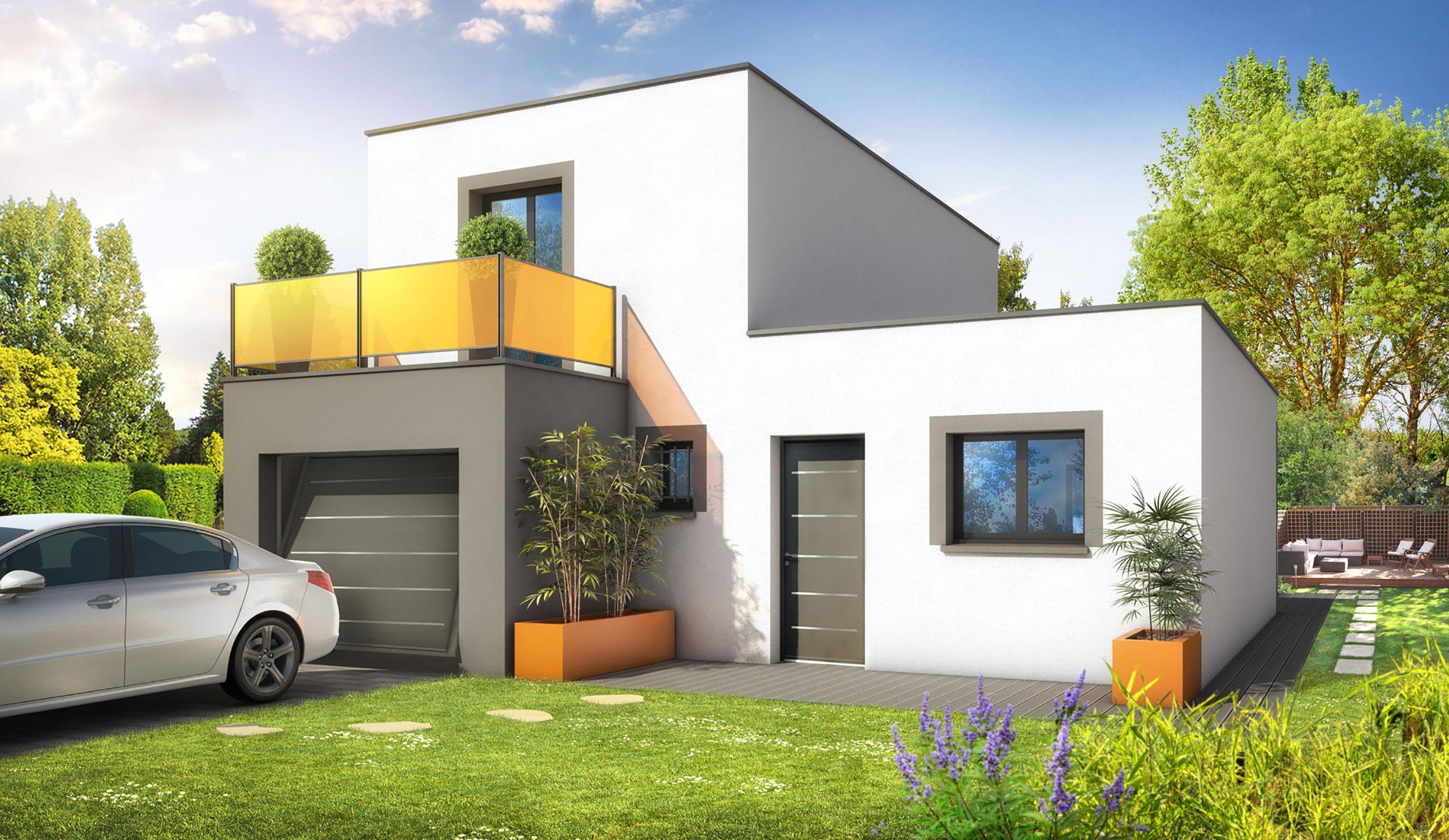 Maison 4 Pieces A Montpellier Constructeur Montpellier 34