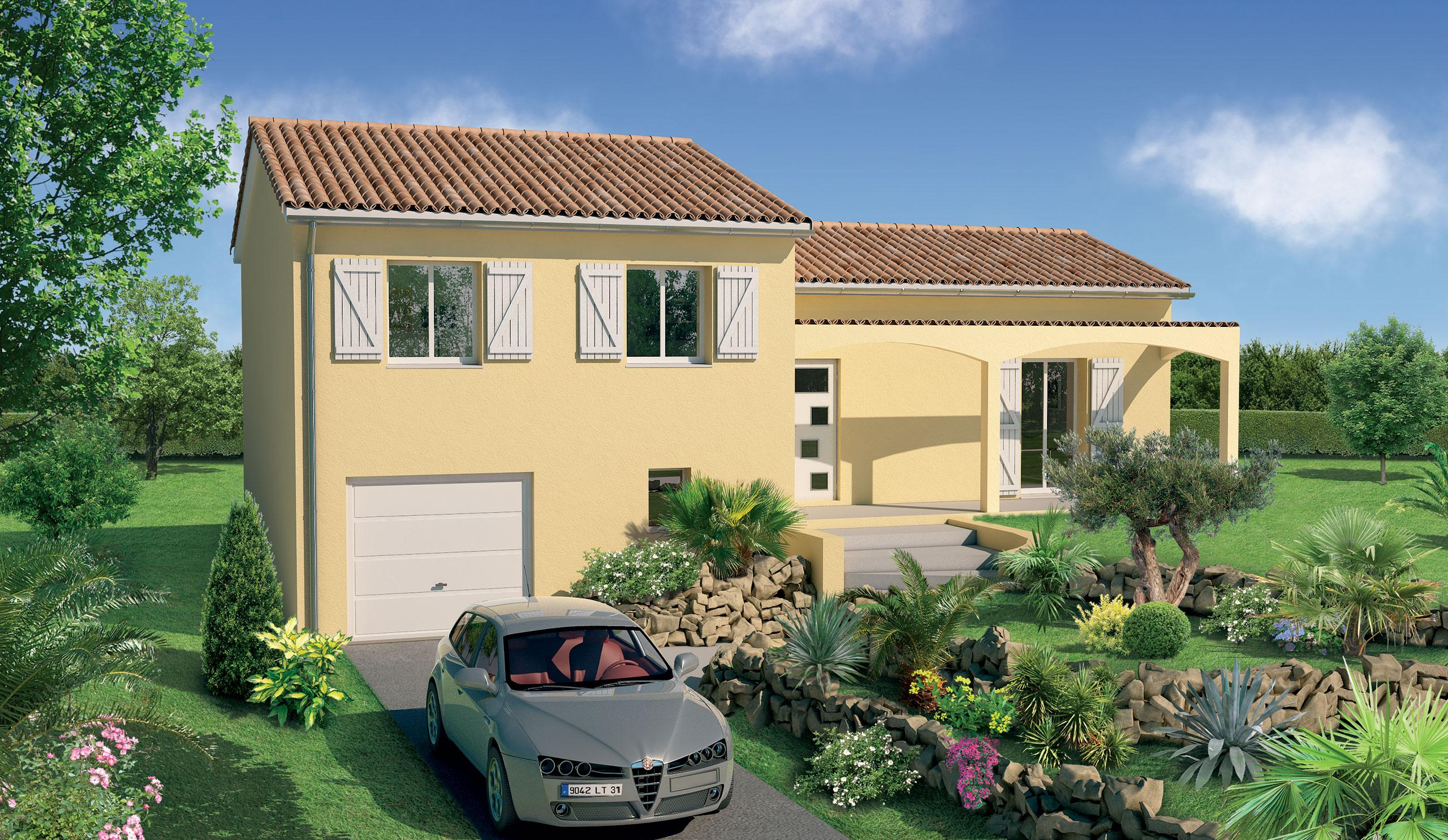 Ancien Modele Maison Traditionnelle Tilleul Demeures D Occitanie Constructeur Maison Neuve Occitanie Region Sud