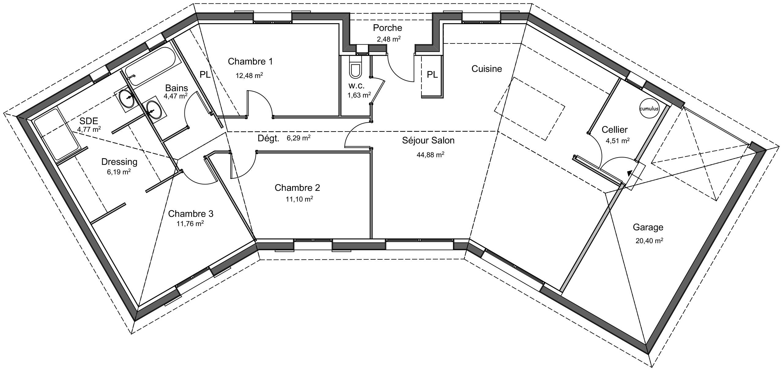 Construire Sa Maison Castelnau D Estretefonds Haute Garonne 31 Constructeur L Union 31