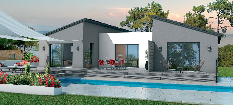 Demeures d 39 occitanie constructeur de maisons for Constructeur 17
