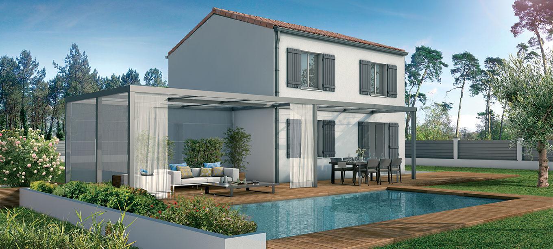 Demeures d 39 occitanie constructeur de maisons for Constructeur 37