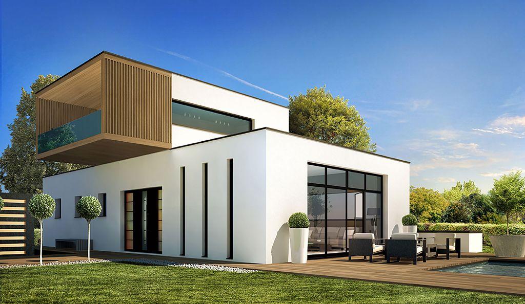 Nos modèles de maisons contemporaines (plans & modèles) - Demeures d'Occitanie constructeur ...
