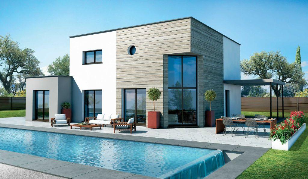 Nos Modeles De Maisons Contemporaines Plans Modeles Demeures D Occitanie Constructeur Maisons Individuelles Occitanie Region Sud