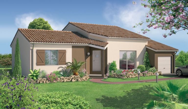 Construction villa plain-pied, 66350